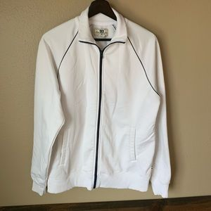 Men's zip up light jacket